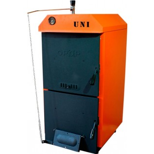 Отопительный котел OPOP UNI 5 с бесплатной установкой в Витебске и Минске