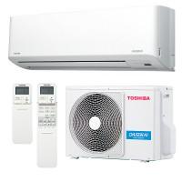 Сплит-система Toshiba RAS-10N3KVR-E/RAS-10N3AVR-E с бесплатной установкой в Витебске и Минске